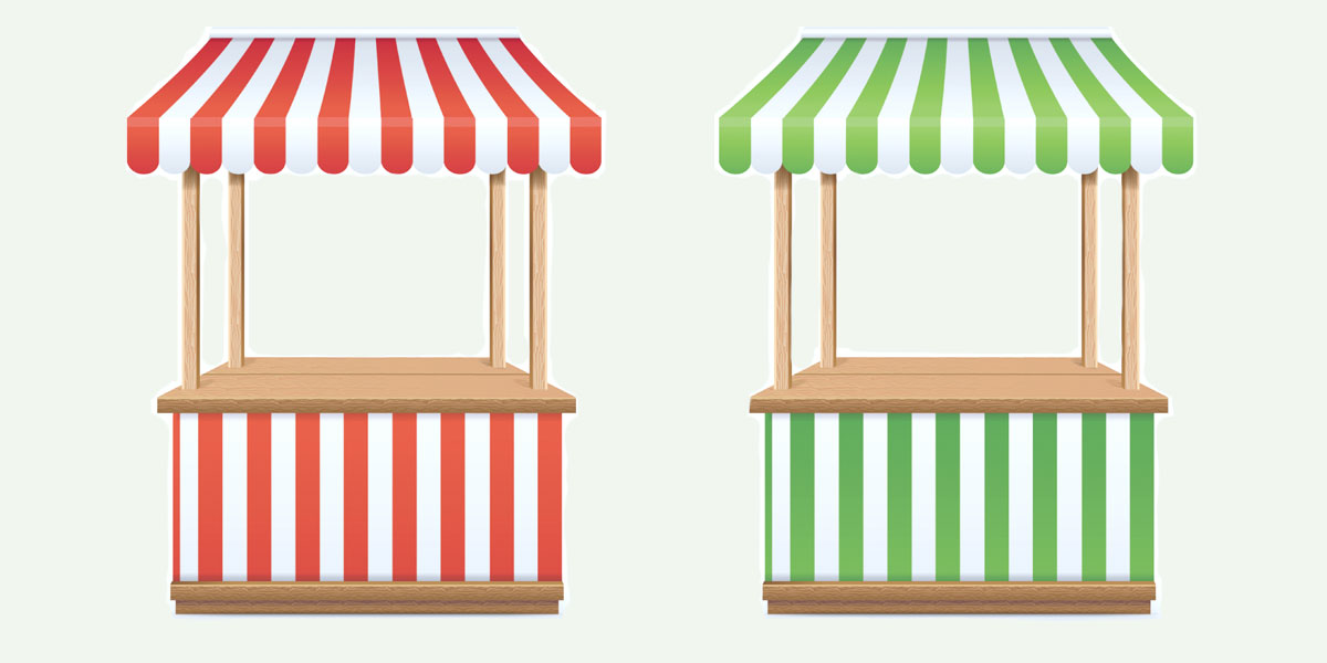 Who should start an online marketplace?