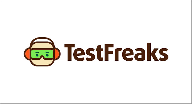Test freaks logo